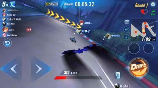 Garena Speed Drifters Screen Shot 14