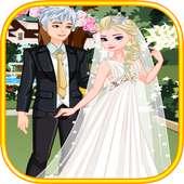 Elsa's Wedding - Blondie Bride Perfect