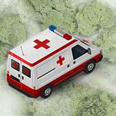Save Life Ambulance Driver