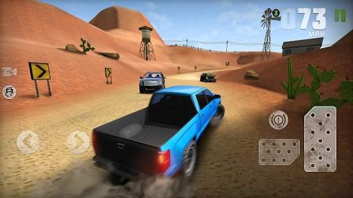 Extreme SUV Driving Simulator Screen Shot 4