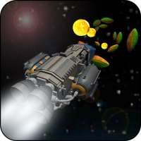Galaxy Jet Escape 2020 - 3D Shooter Spaceship
