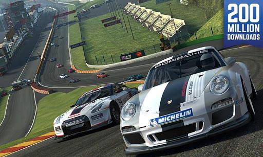 Real Racing  3 Screen Shot 3