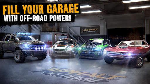 Asphalt Xtreme: Rally Racing Screen Shot 8