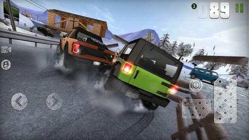Extreme SUV Driving Simulator Screen Shot 5