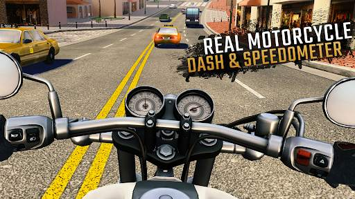 Moto Rider GO: Highway Traffic Screen Shot 7