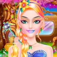 Fairy Princess - Makeup and beauty