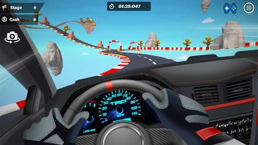 Car Stunts 3D - Extreme City GT Racing Screen Shot 5