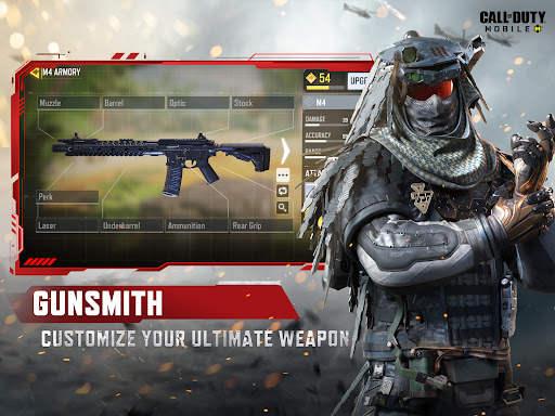 Call of Duty®: Mobile - SEASON 8: 2ND ANNIVERSARY Screen Shot 11