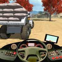 City Cargo Truck Transport