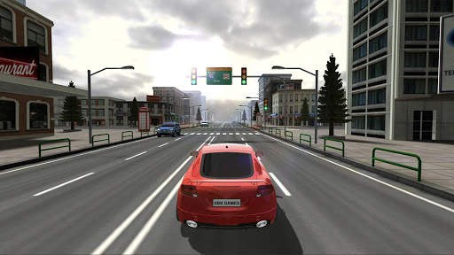 Racing Limits Screen Shot 1