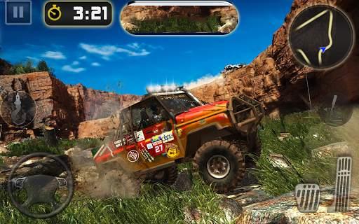 Offroad Drive : 4x4 Driving Game Screen Shot 1