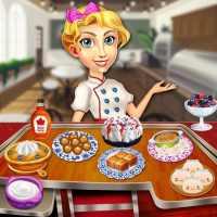World Dessert Cooking Chef: Restaurant Recipes