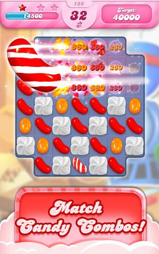 Candy Crush Saga Screen Shot 9