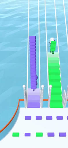 Bridge Race Screen Shot 0