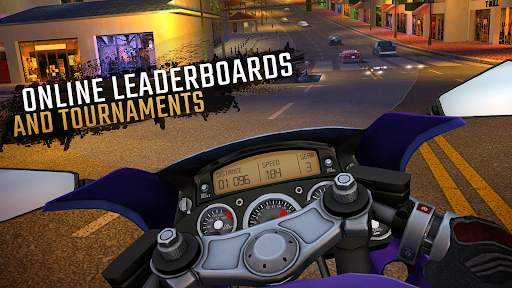 Moto Rider GO: Highway Traffic Screen Shot 6