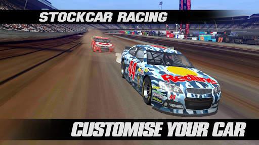 Stock Car Racing Screen Shot 4