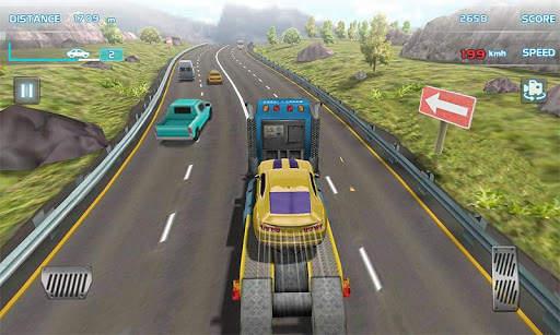 Turbo Driving Racing 3D Screen Shot 6