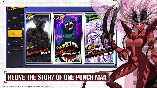 ONE PUNCH MAN: The Strongest (Authorized) Screen Shot 2