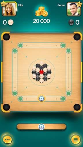 Carrom Pool: Disc Game Screen Shot 1