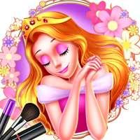 👸👗Sleeping Beauty Makeover - Date Dress Up
