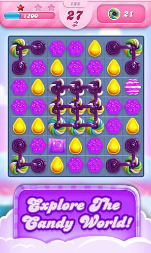 Candy Crush Saga Screen Shot 0