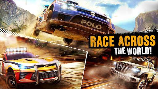 Asphalt Xtreme: Rally Racing Screen Shot 7