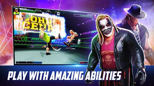 WWE Mayhem Screen Shot 2