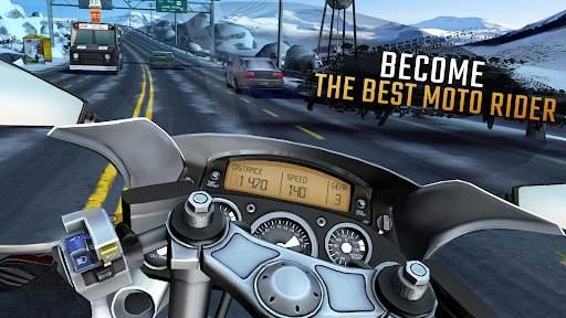 Moto Rider GO: Highway Traffic Screen Shot 5