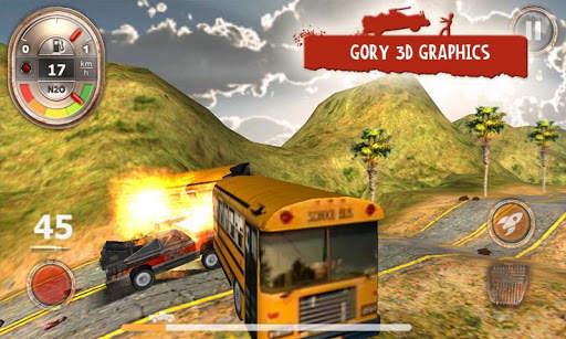 Zombie Derby Screen Shot 4