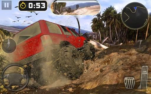 Offroad Drive : 4x4 Driving Game Screen Shot 3