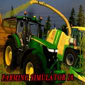 Trick Farming Simulator 18