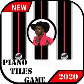 Piano Tiles Old Town Road - Lil Nas X Game 2020