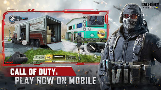 Call of Duty®: Mobile - SEASON 8: 2ND ANNIVERSARY Screen Shot 2