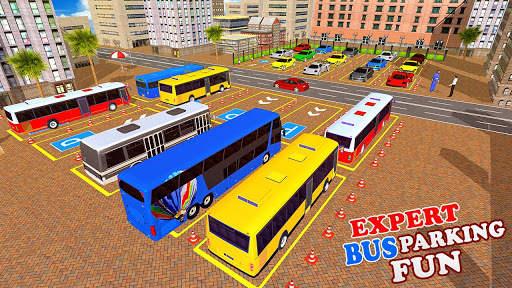 Bus Simulator Games: Bus Games Screen Shot 7