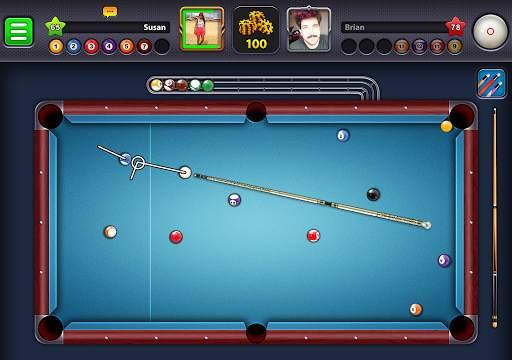 8 Ball Pool Screen Shot 14