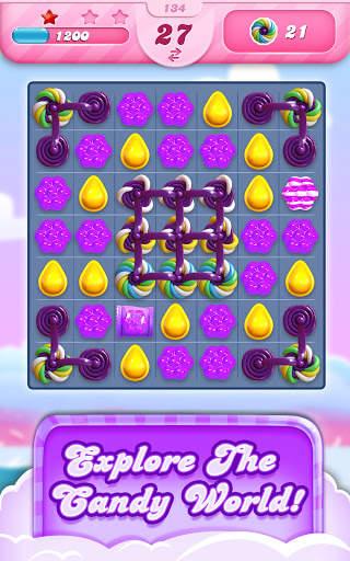 Candy Crush Saga Screen Shot 8