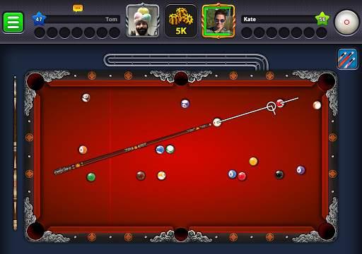 8 Ball Pool Screen Shot 15
