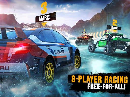 Asphalt Xtreme: Rally Racing Screen Shot 3