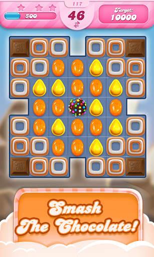 Candy Crush Saga Screen Shot 3
