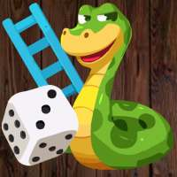 Snakes and Ladders -Create & Play- Free Board Game