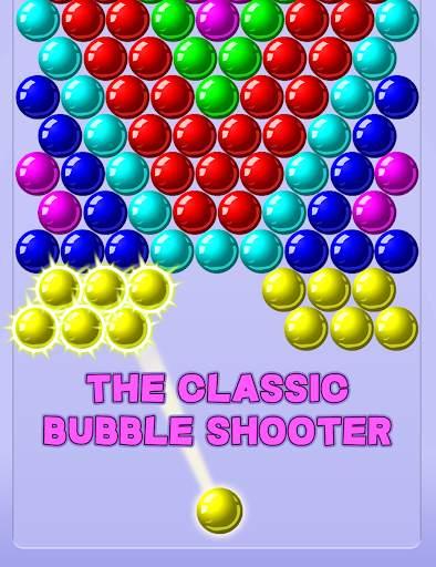 Bubble Shooter Screen Shot 2