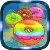 New Donuts Jam Blast Match-3