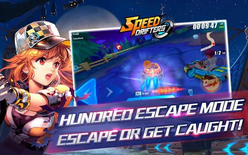 Garena Speed Drifters Screen Shot 1