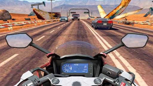 Moto Rider GO: Highway Traffic Screen Shot 0