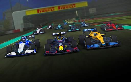 Real Racing  3 Screen Shot 7