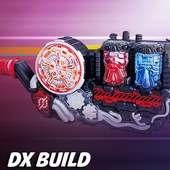 DX Henshin belt for build henshin