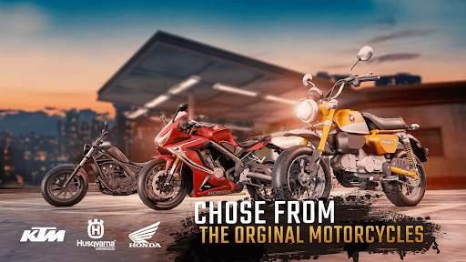 Moto Rider GO: Highway Traffic Screen Shot 1