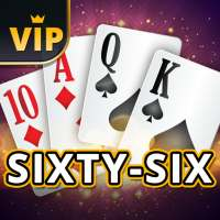 Sixty-Six Offline - 66 Single Player Card Game