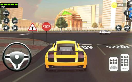 Driving Academy – India 3D Screen Shot 5