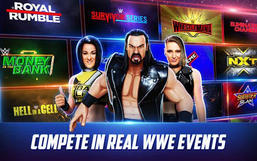 WWE Mayhem Screen Shot 12